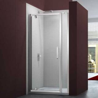 Merlyn 6 Series Pivot Shower Door 700mm