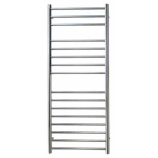 Reina Luna Stainless Steel Heated Towel Rail 1200 x 350mm