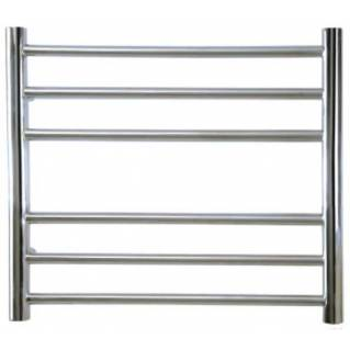 Reina Luna Stainless Steel Heated Towel Rail 430 x 500mm