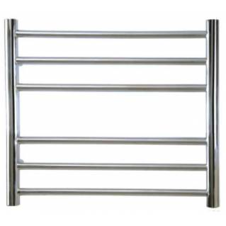Reina Luna Stainless Steel Heated Towel Rail 430 x 600mm