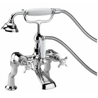 Bristan 1901 Luxury Bath Shower Mixer Tap Chrome