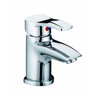 Bristan Capri Eco Basin Mixer & Click Pop Up Waste Chrome