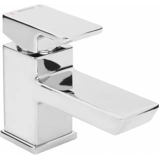 Bristan Cobalt Basin Mixer with Clicker Waste Chrome