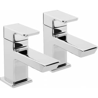 Bristan Cobalt Bath Taps Chrome