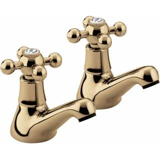 Bristan Regency Basin Taps Gold