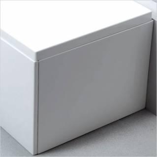 Carron Acrylic Bath End Panel 700 x 430mm