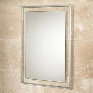 HIB Georgia 50 Mirror 700 x 500mm