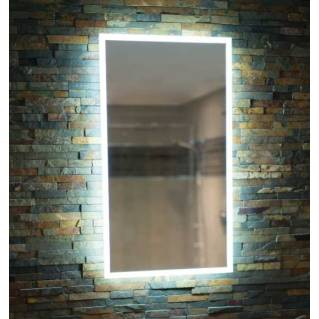 HIB Globe 45 LED Ambient Mirror 450 x 800mm