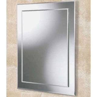 HIB Linus Mirror 700 x 500mm