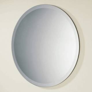 HIB Rondo Circular Mirror with Bevelled Edge