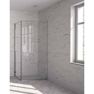 Merlyn 10 Series Pivot Shower Door 1000mm