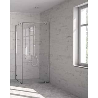 Merlyn 10 Series Pivot Shower Door 800mm