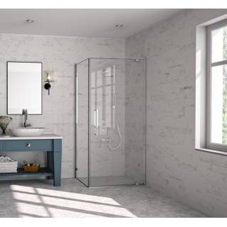 Merlyn 10 Series Pivot Shower Door 900mm