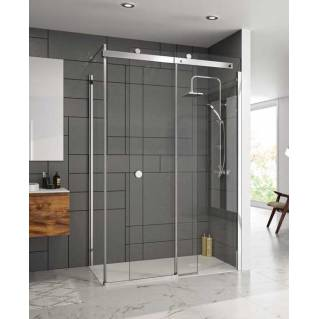 Merlyn 10 Series Sliding Shower Door 1000mm Left Hand