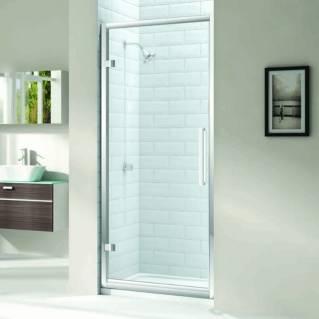 Merlyn 8 Series Hinge Shower Door 700mm