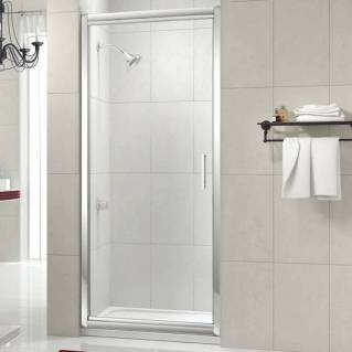 Merlyn 8 Series Infold Shower Door 760mm