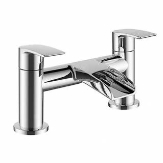 Niagara Balham Bath Filler Chrome