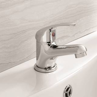 Niagara Conway Mono Basin Mixer with Click Clack Waste Chrome