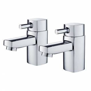 Niagara Holborn Basin Taps Chrome
