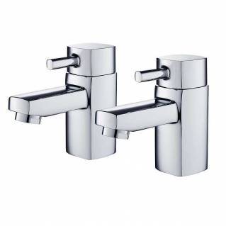 Niagara Holborn Bath Taps Chrome