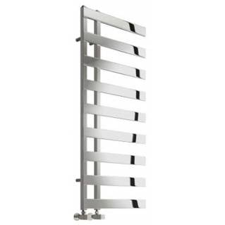 Reina Capelli Stainless Steel Heated Towel Rail 800 x 500mm