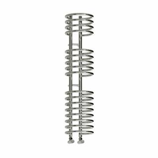 Reina Claro Designer Heated Towel Rail 1200 x 300mm