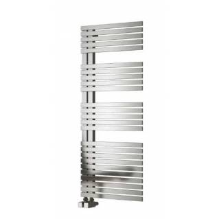 Reina Entice Stainless Steel Heated Towel Rail 770 x 500mm