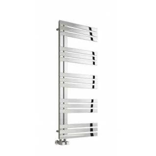 Reina Lovere Stainless Steel Heated Towel Rail 690 x 500mm