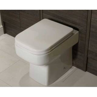 Roper Rhodes Geo 505mm Back To Wall WC