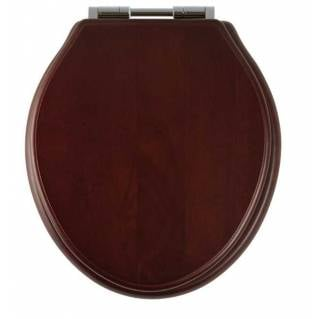 Roper Rhodes Greenwich Limed Oak Solid Wood Toilet Seat with Soft Close Hinges