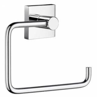 Smedbo House Toilet Roll Holder Polished Chrome