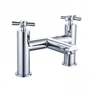 Niagara Finchley Bath Filler Chrome