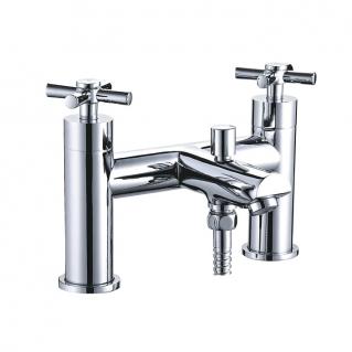 Niagara Finchley Bath Shower Mixer Chrome