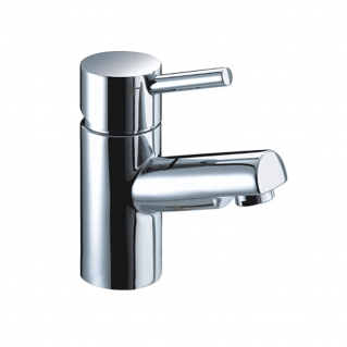 Niagara Harrow Mono Basin Mixer with Click Clack Waste Chrome