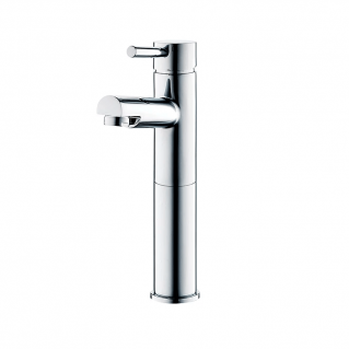 Niagara Harrow Tall Mono Basin Mixer with Pop up Waste Chrome