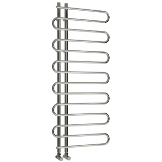 Reina Jesi Designer Heated Towel Rail 1000 x 500mm