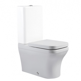 Roper Rhodes Cover Close Coupled Fully Enclosed WC