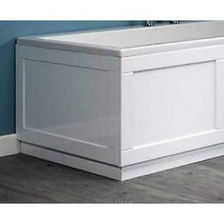 Roper Rhodes Hampton 700mm Chalk White Bath End Panel