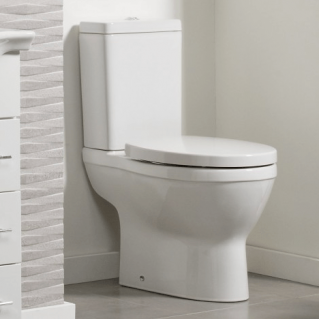 Roper Rhodes Minerva Close Coupled WC