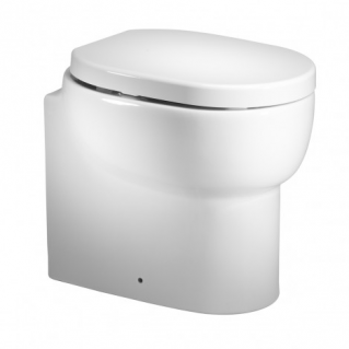 Roper Rhodes Zest 500mm Back To Wall WC