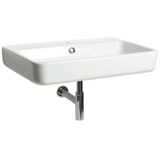 Tavistock Agenda 700mm Ceramic Wall Hung Basin with Bottle Trap
