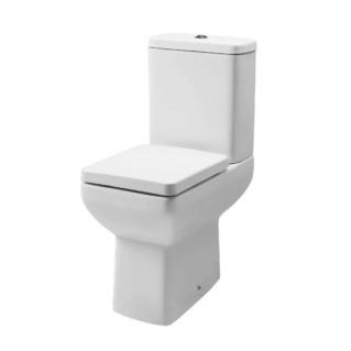 Tavistock Q60 Comfort Height Close Coupled Pan with Cistern