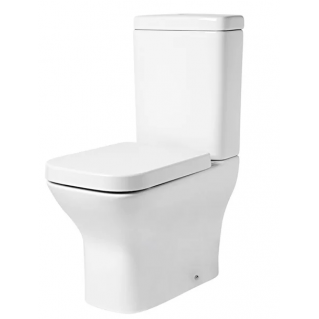 Tavistock Structure Close Coupled Fully Enclosed Pan with Cistern