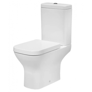 Tavistock Structure Comfort Height Close Coupled Pan with Cistern