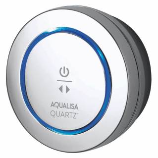Aqualisa Quartz Smart Wired Divert Remote Control