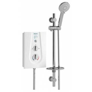 Bristan Joy Thermostatic 9.5kw Electric Shower White