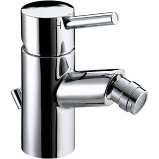 Bristan Prism Bidet Mixer with Pop up Waste Chrome