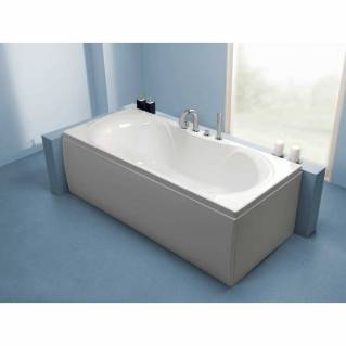 Carron Arc Double Ended Carronite Bath 1800 x 800mm