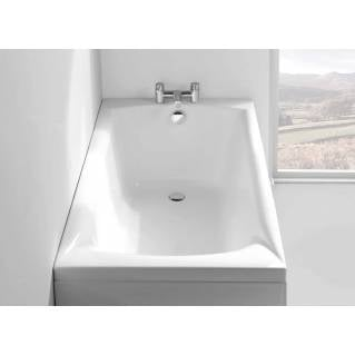 Carron Delta Single Ended Bath 1400 x 700mm