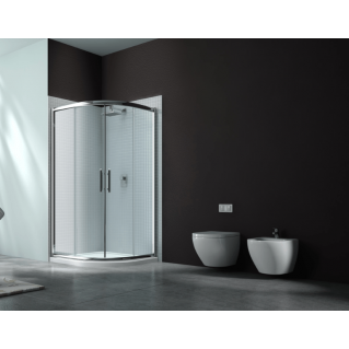 Merlyn 6 Series 2 Door Quadrant Shower Enclosure 800 x 800mm